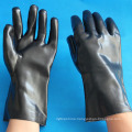 Anti-Slip Acid and Alkali PVC Working Industrial Safety Gloves