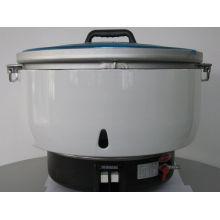 Cuiseur de GPL de cuiseur de riz de gaz commercial de 25L