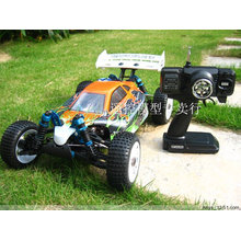 1/8th Scale Fuel Gas Powered off Road Buggy Nitro RC Car