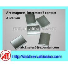 NdFeb Magnet der ARC für motor