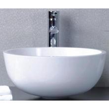 Cuarto de lavado moderno de la piedra de la vanidad del cuarto de baño del precio al por mayor (BS-8301)