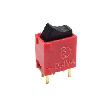 ROHS On On Custom Sub-Miniatura Rocker Switch