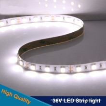 Blanc chaud / blanc pur imperméable à l'eau 3528 5050 LED Light Strip