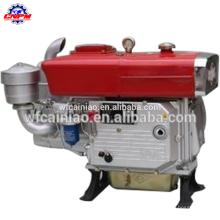 Dieselmotor s195, einzelner Dieselmotor, heißer Verkauf des Dieselmotors