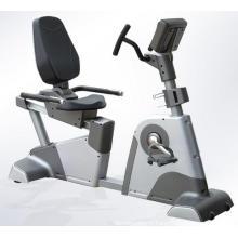 Vélo couché d'approbation de gymnase d'équipement de forme physique
