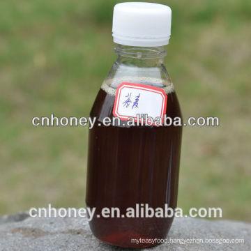 dark amber color honey