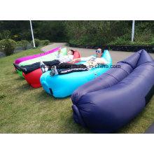 Outdoor Portable Lightweight Air Inflatable Sleeping Bag