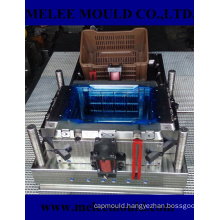China Factory for Plastic Folding Crates Mould