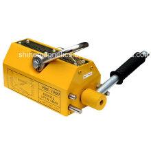 Elevador magnético permanente Pml-10 Fuerza de tracción 1000 Kg