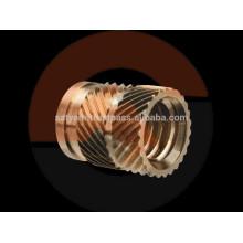 Inserções roscadas para placa de espuma, aglomerado e fibra