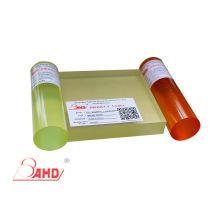 Varillas de barra redonda de poliuretano PU de fundición DIA 10-350 mm