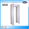 Waterproof a porta pontual do detector de metais do procedimento, detector da arma do metal da porta