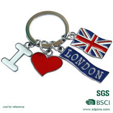 2016 Custom Couple Keychain for Promotion for Promotion