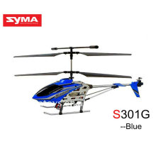 SYMA S301G Metal helicopter toy 3 channel rc helicopter with gyro,uav