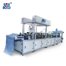 Low Price Running Nonwoven Fabric Surgical Gowns Making Machine