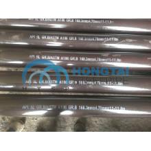 API 5CT Tubes et tuyaux en carbure (J55 / K55 N80 / L80 P110 TUBE SEAMLESS)
