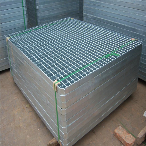Aluminum steel flooring grating