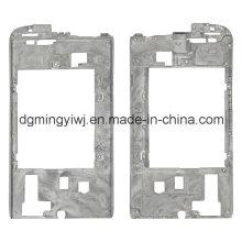 Moulage au magnésium personnalisé pour Moble Phone Shell avec usinage CNC fabriqué au Guangdong