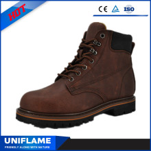 Pig Leather Lining Good-Year Weted Safety Boots America Ufc014