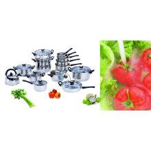 15pcs stainless steel kitchenware set