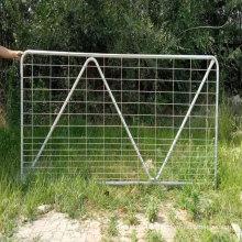 Australia galvanized cheap farm gate N stay gates