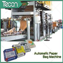 Machine de fabrication de sacs en papier entièrement automatique