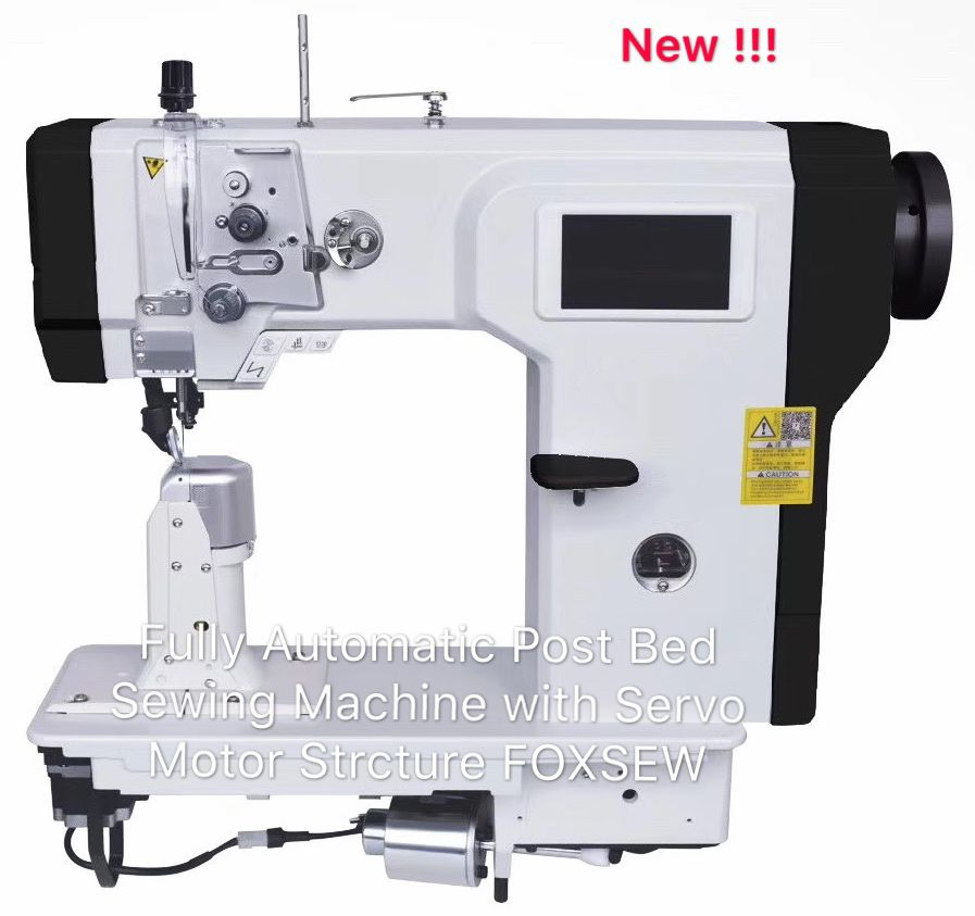Fully Automatic Post Bed Sewing Machine With Servo Motor Strcture FOXSEW FX1891-011