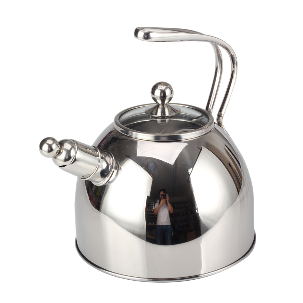 Stainlesss Steel Spout Of The Whistling Kettle