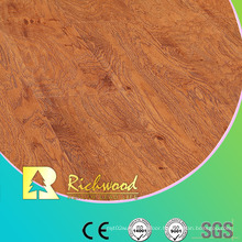 Commercial 8.3mm Embossed Cherry Sound Absorbing Laminate Floor