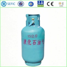 15kg à usage domestique Portable LPG Gas Cylinder (YSP23.5)