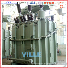 66kv Ferroalloy Furnace Transformer for Steel Industry
