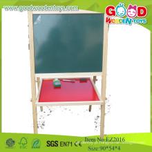 OEM / ODM Escrevendo e aprendendo Placa magnética de madeira, Placa de madeira para crianças
