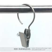Wholesale Flat Metal Mini / Regular Luandry Clip Hanger for Boots
