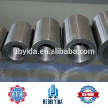 Vente chaude Hebei Yida Haute Qualité Mécanique Rebar Coupleur