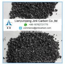 graphite à faible teneur en soufre de qualité supérieure pour le moulage de fonderie de fer et le fer ductile