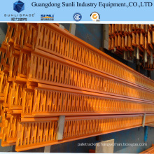 High Quality Beams Uprights Pallet Rack