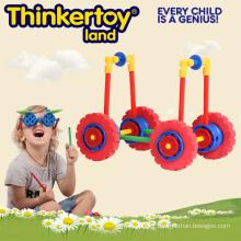 Produits éducatifs pour enfants, Jouets écologiques, Mini-voiture