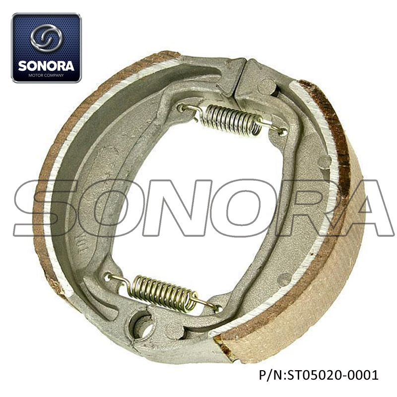 ST05020-0001 Brake Shoes for YAMAHA MBK Peugeot CPI Keeway 1E40QMA