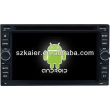 reproductor de DVD del coche para el sistema Android Universal 3