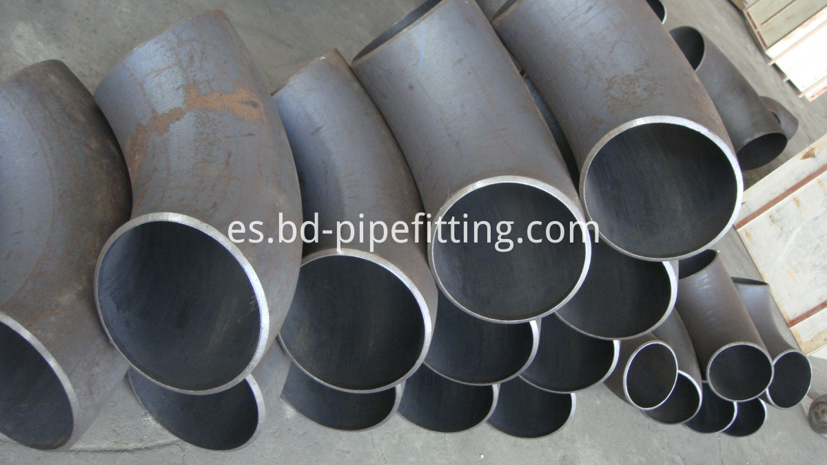 Mss Sp75 ASTM A860 Wphy52 Butt Weld Elbow, ASTM A860 Wphy70 Pipe Fittings Elbow
