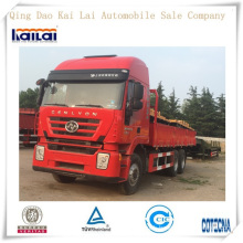 Hongyan Genlyon 6X4 10 Wheel 380HP Cargo Truck Lorry Truck