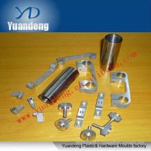Pièces d'assemblage en métal d'usinage CNC