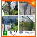 2.0m high protect twin wire 868 mesh fence, double fence