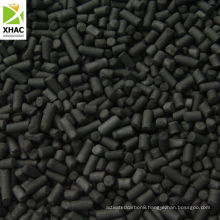 Anthracite Coal 3.0 mm low ash Cylindrical coal based activated carbon for Solvent Recovery