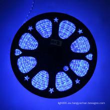 Tiras de luz Led Flexible 12V azul