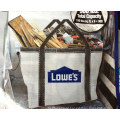 Saco saco super para resíduos de construção, gramado, jardim, etc