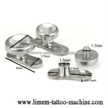 Dermal Anchor piercing Schmuck