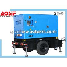 AOSIF generador eléctrico móvil con remolques