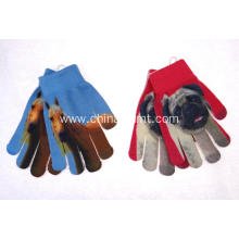 Kids Digital Printing Gloves