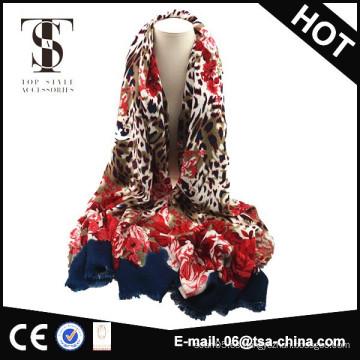 Nuevos productos calientes para la bufanda de la cachemira del invierno 2015
